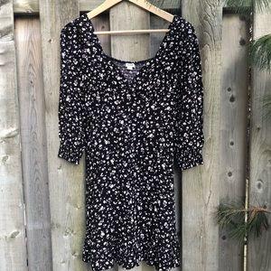 NWOT Lightweight floral dress/tunic Garage